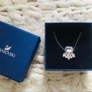 NWT Swarovski Vona Crystal Pendant Necklace